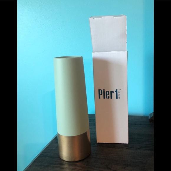 Pier 1 Imports Other Sage Vase Poshmark